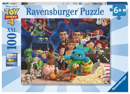 DISNEY - Puzzle 100P XXL - Toy Story 4