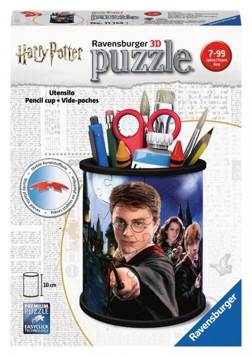HARRY POTTER - Puzzle 3D - Pot à Crayons