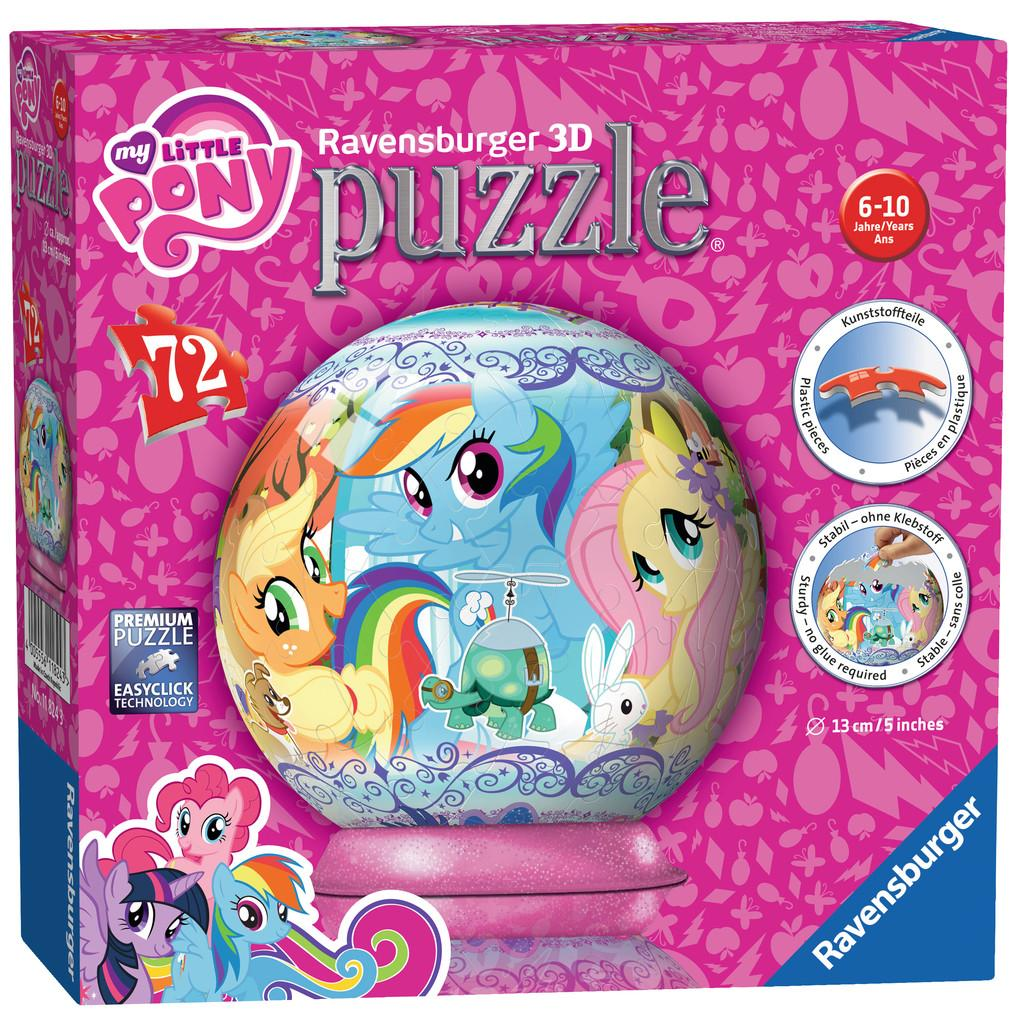 MY LITTLE PONY - Puzzle 3D