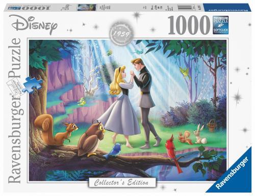 DISNEY - Puzzle Collector's Edition 1000P - La belle au Bois Dormant
