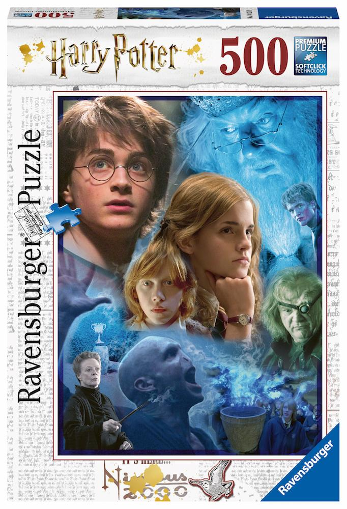 HARRY POTTER - Puzzle 500 Pces - Characters