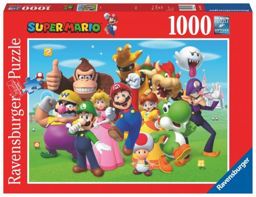 NINTENDO - Puzzle 1000P - Super Mario