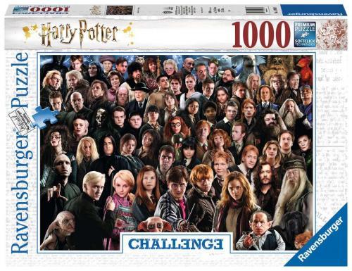 HARRY POTTER - Puzzle Challenge 1000P
