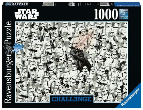 STAR WARS - Puzzle Challenge 1000P