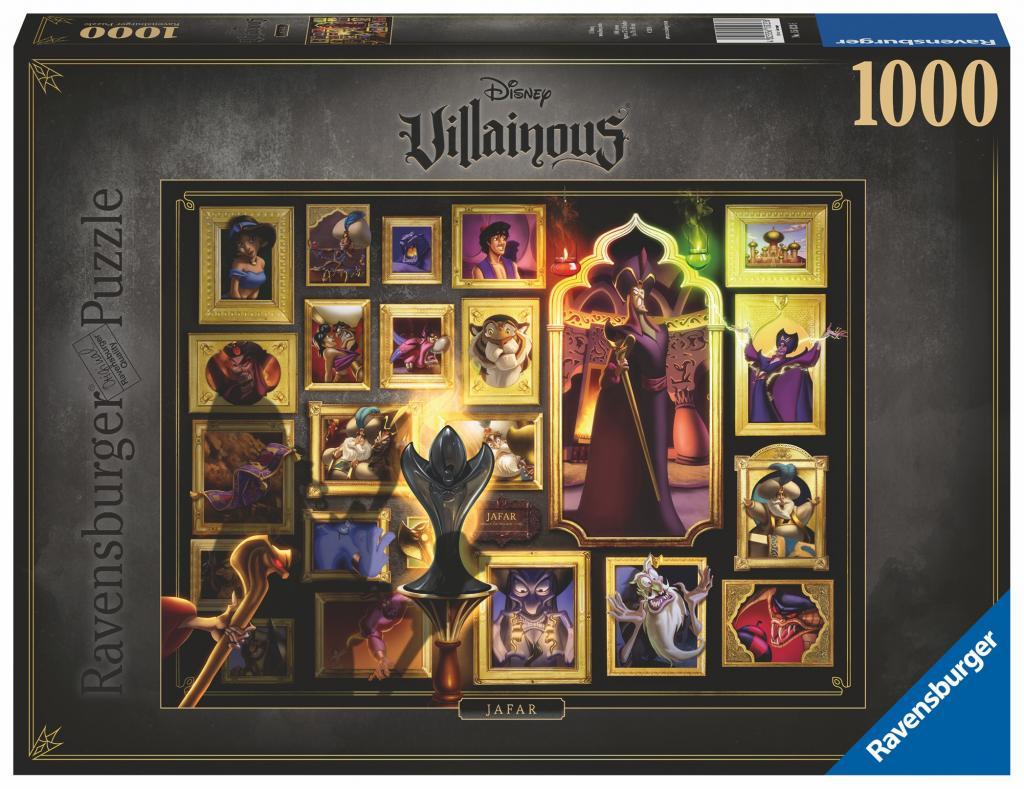 DISNEY - Puzzle Villainous 1000P - Jafar_1