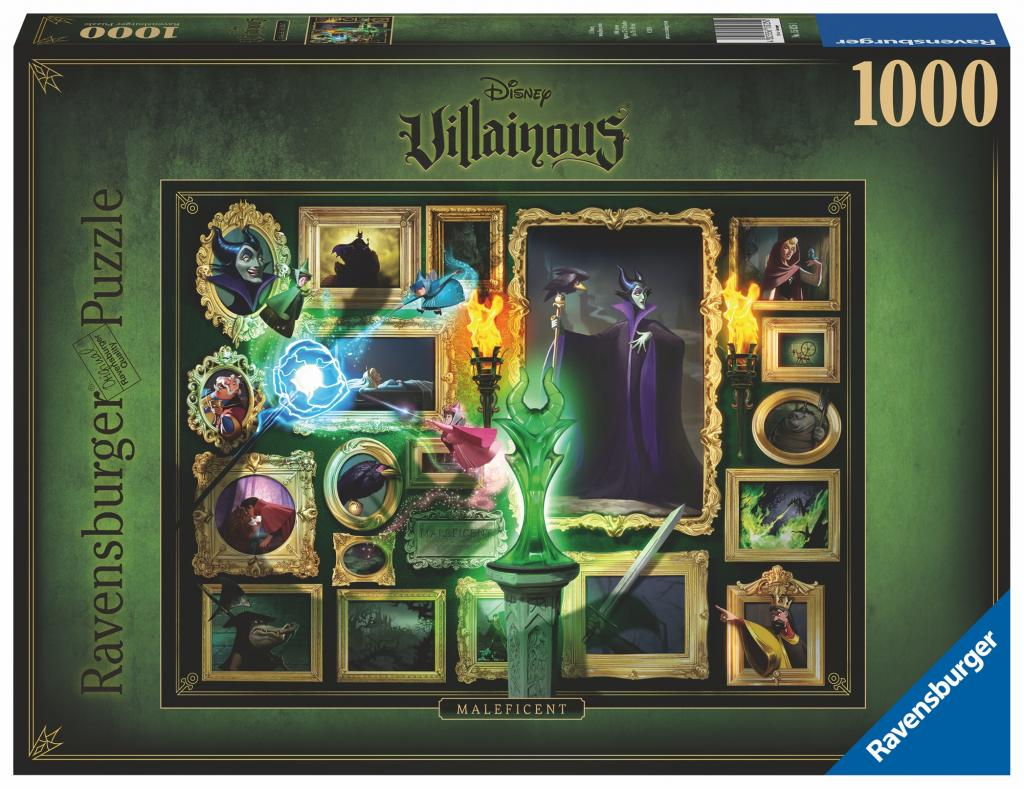 DISNEY - Puzzle Villainous 1000P - Malificent