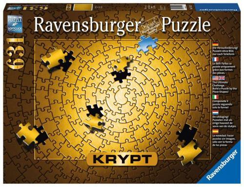 KRYPT - Puzzle Casse-Tête 631P - Gold