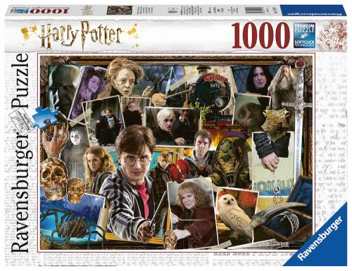 HARRY POTTER - Puzzle 1000P - Gallery
