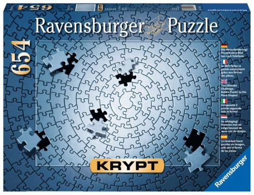 KRYPT - Puzzle Casse-Tête 654P - Silver