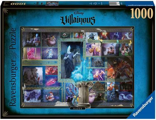 DISNEY - Hadès - Puzzle Villainous 1000P