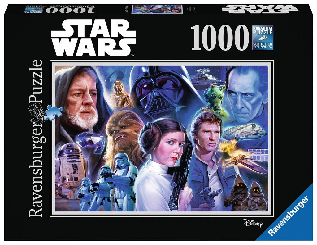 STAR WARS - Puzzle 1000P - Limited Edition 02