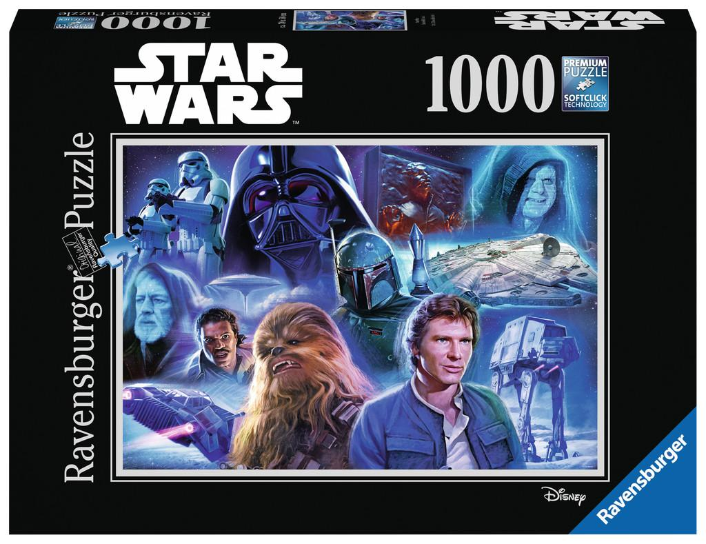 STAR WARS - Puzzle 1000P - Limited Edition 03