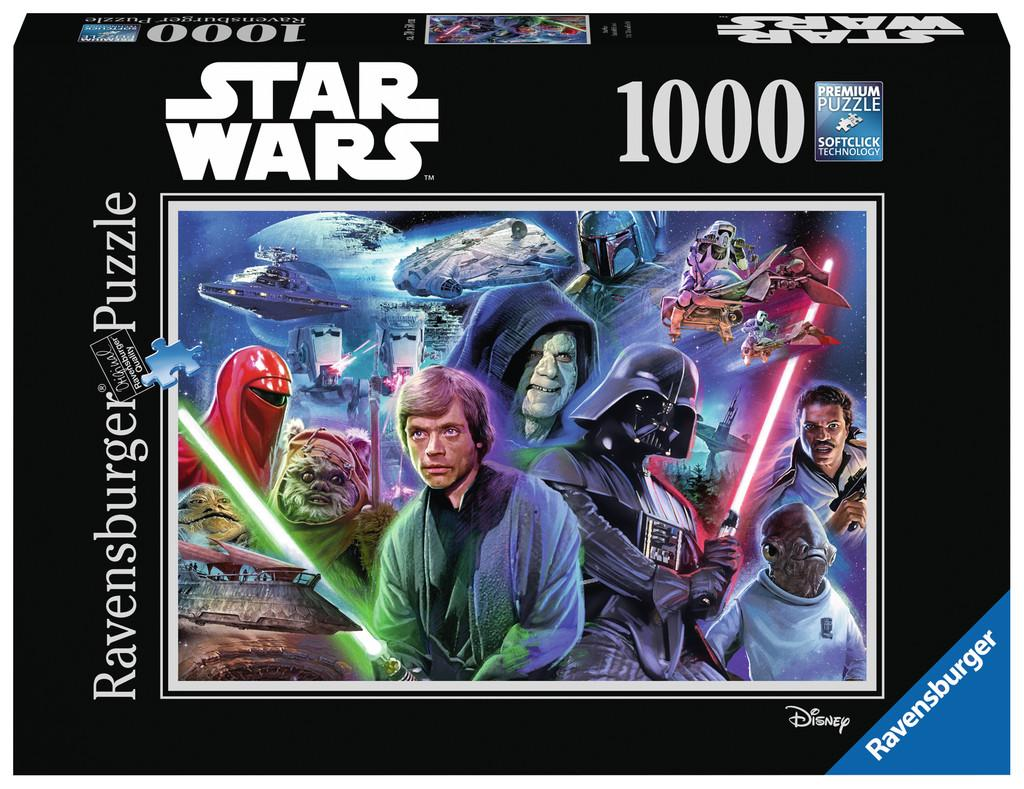 STAR WARS - Puzzle 1000P - Limited Edition 04
