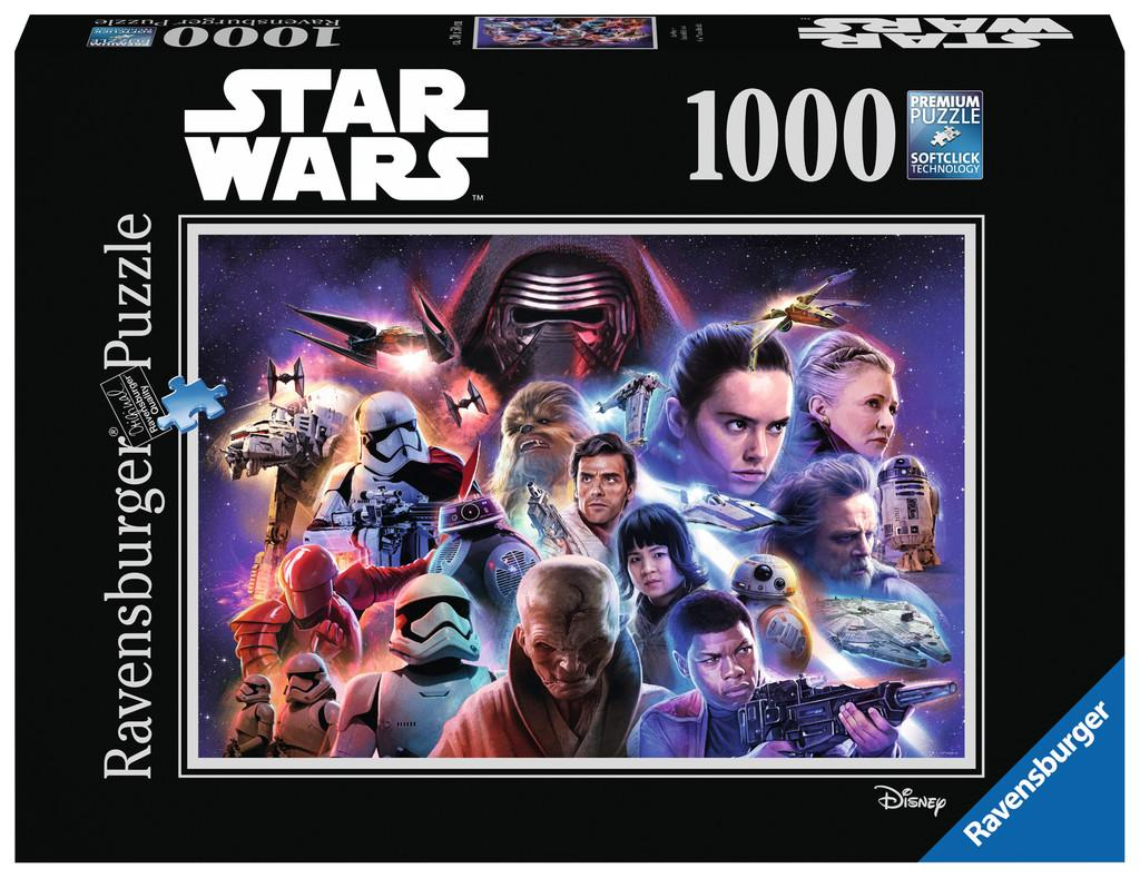 STAR WARS - Puzzle 1000P - Limited Edition 08
