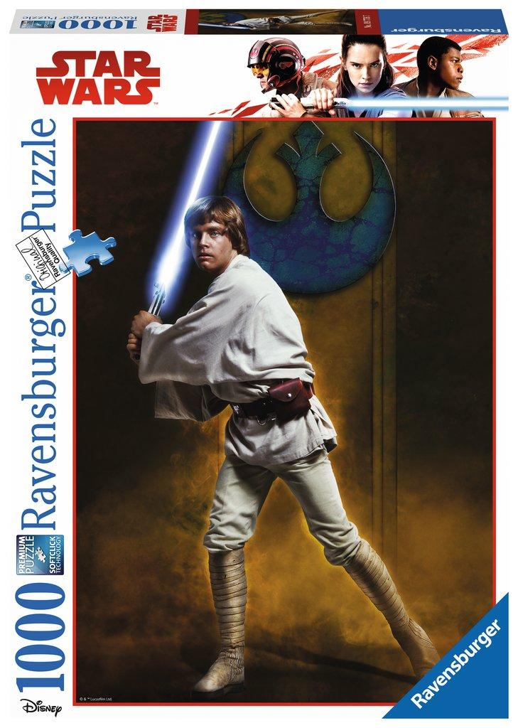 STAR WARS - Puzzle 1000P - Luke Skywalker
