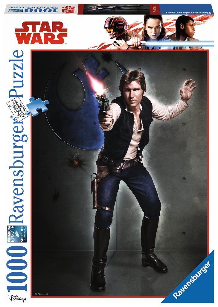 STAR WARS - Puzzle 1000P - Han Solo