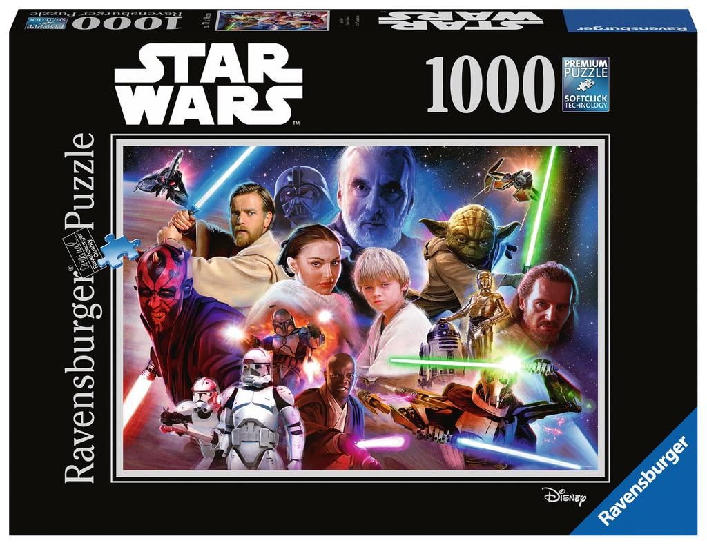 STAR WARS - Puzzle 1000P - Limited Edition 01