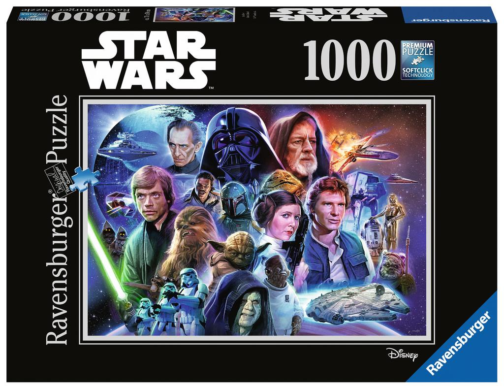 STAR WARS - Puzzle 1000P - Limited Edition 06