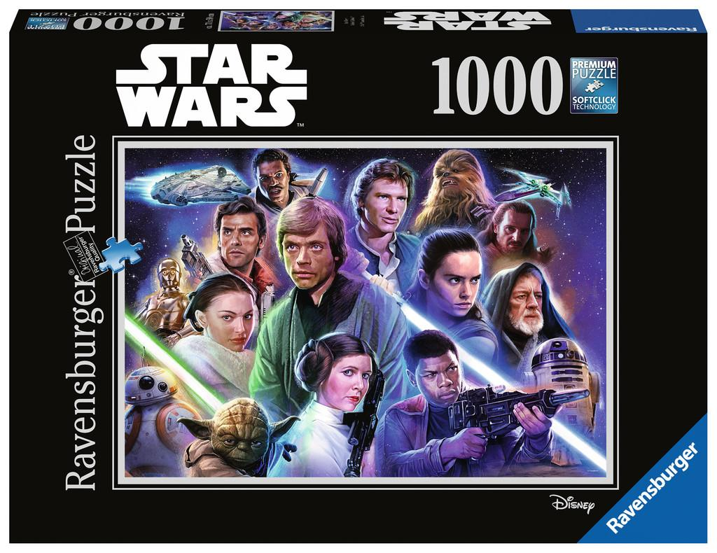 STAR WARS - Puzzle 1000P - Limited Edition 07