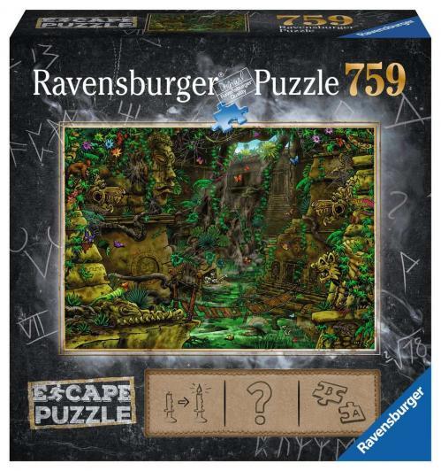 ESCAPE PUZZLE 02 - Puzzle 759P - Temple Ankor Wat