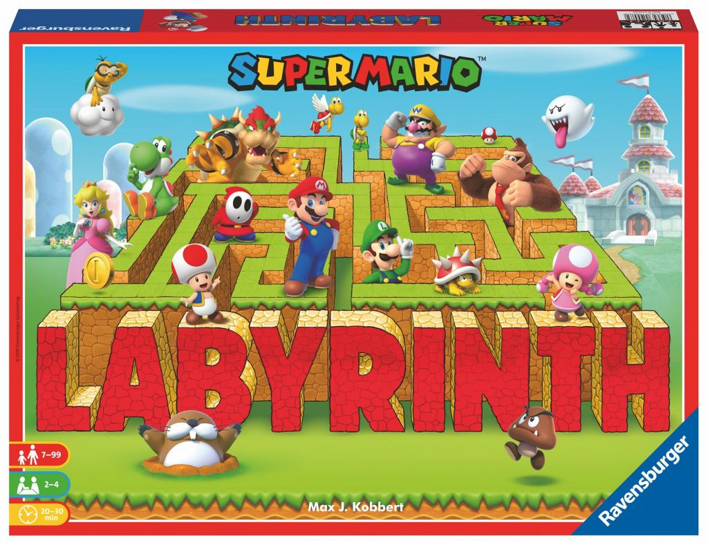 SUPER MARIO Labyrinth
