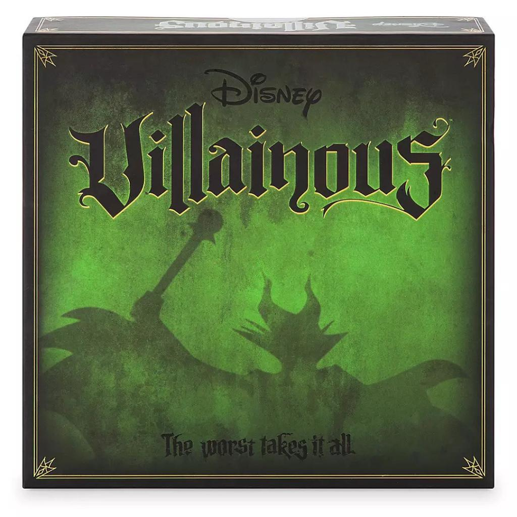 DISNEY Villainous - Board Game - The Worst Takes It All 'Version UK'_1
