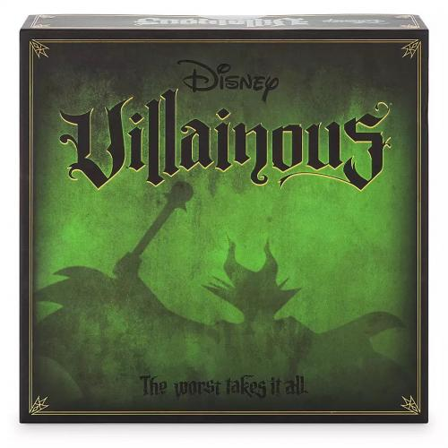 DISNEY Villainous - Board Game - The Worst Takes It All 'Version UK'