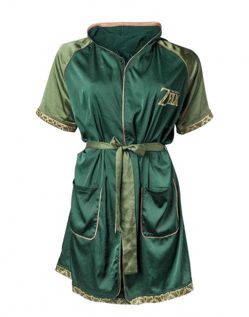 ZELDA - Peignoir Breath of the Wild Satin - L/XL