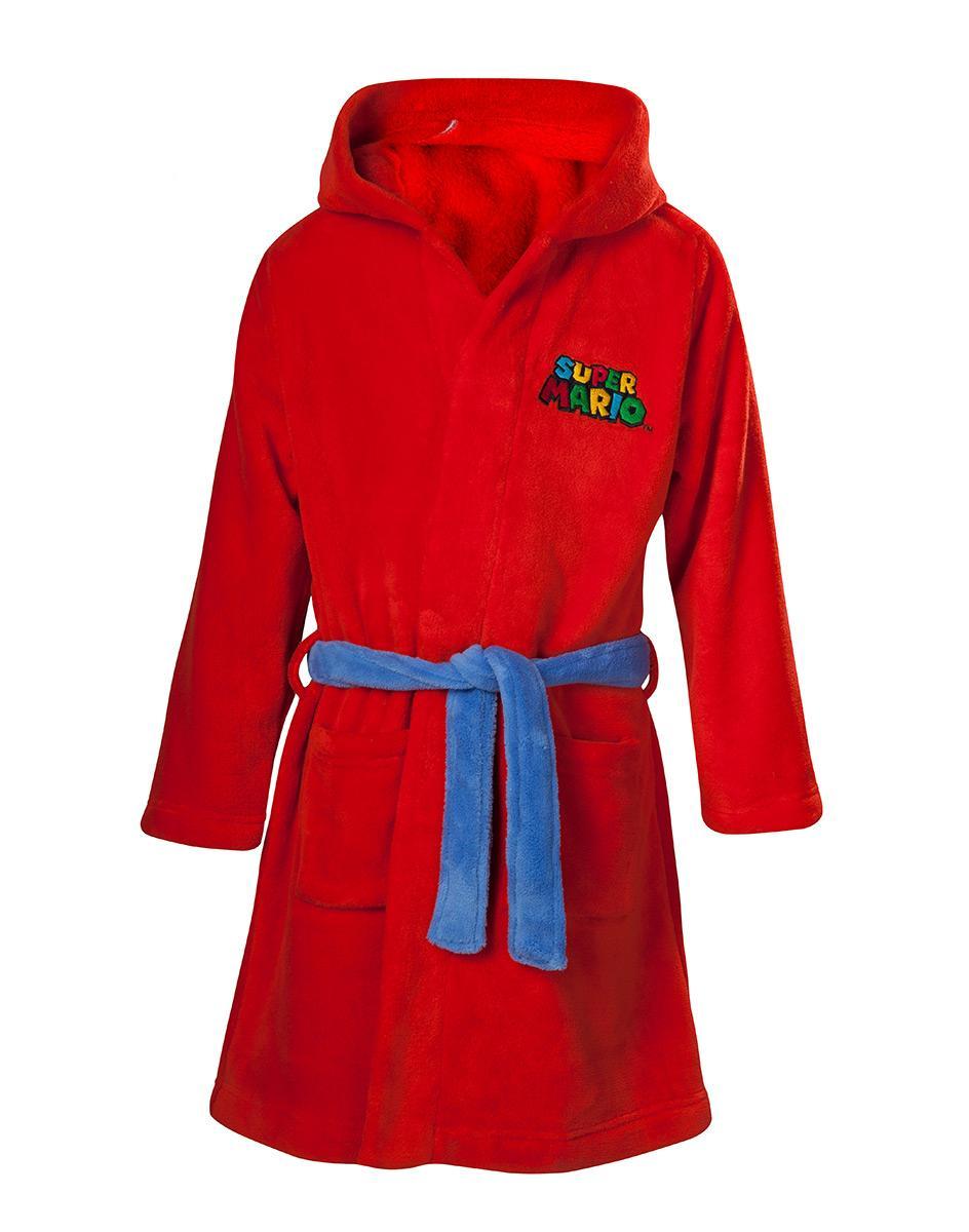 NINTENDO - Peignoir Enfant Mario - 98/104