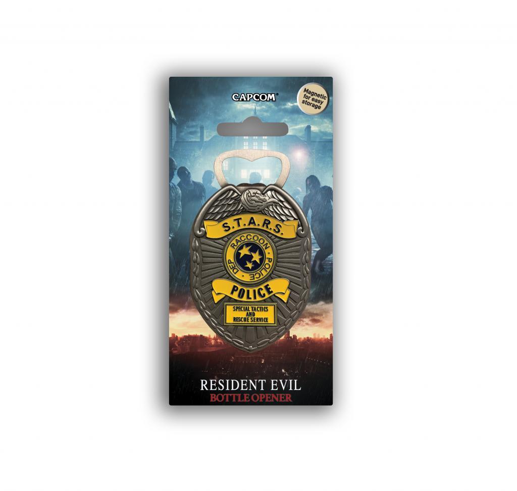 RESIDENT EVIL - Ouvre-bouteille édition limitée_1