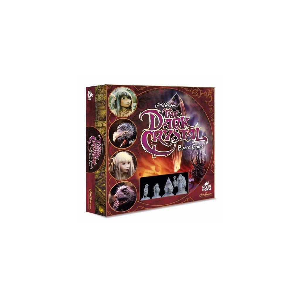 THE DARK CRYSTAL - Board Game - 'Version Anglaise'