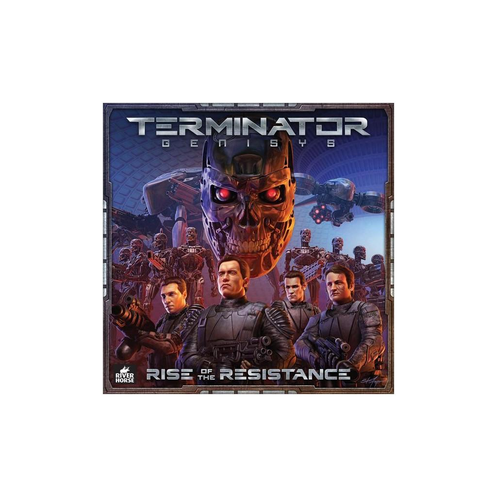 TERMINATOR GENISYS - Rise of the Resistance - Board Game - 'V. Ang'_1