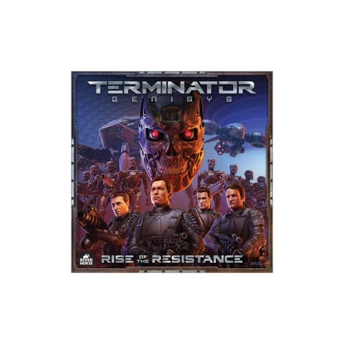 TERMINATOR GENISYS - Rise of the Resistance - Board Game - 'V. Ang'
