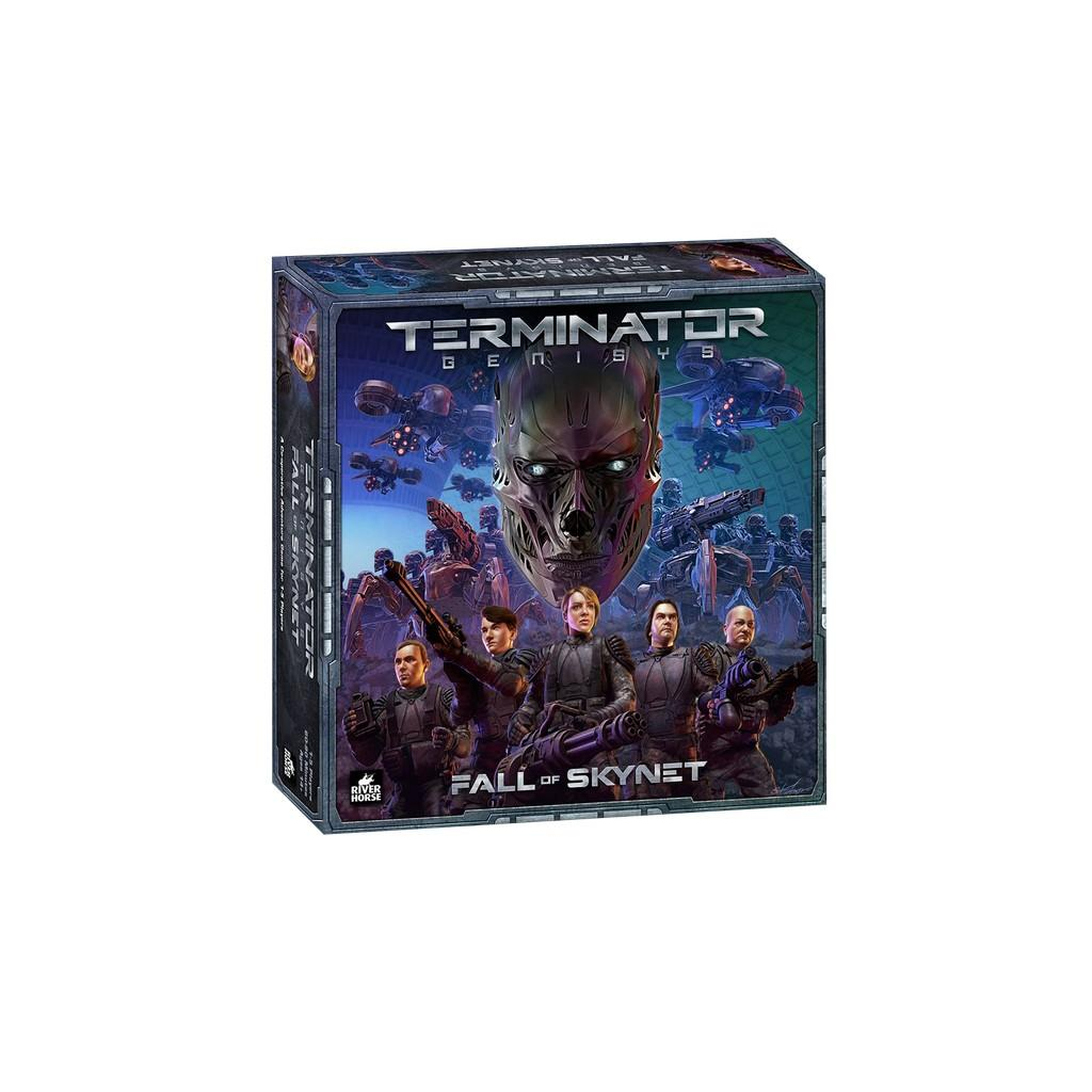 TERMINATOR GENISYS - Fall of Skynet - Board Game - 'Version Anglaise'