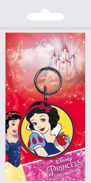 DISNEY PRINCESS - Porte-Clés Caoutchouc - Snow White