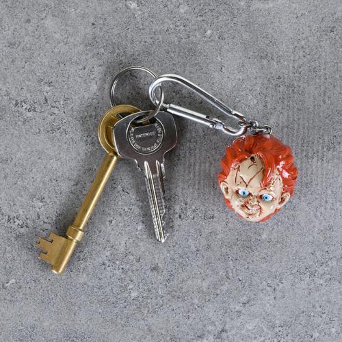 CHUCKY - Porte-clés 3D