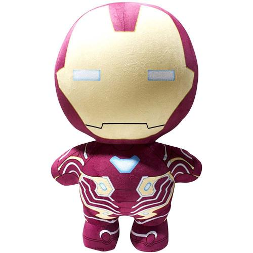 MARVEL - Peluche Gonflable - Iron Man 78cm