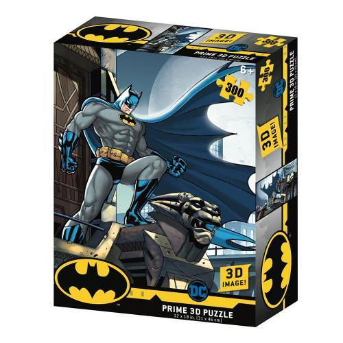 BATMAN - Puzzle lenticulaire 3D 300P '46x31cm'