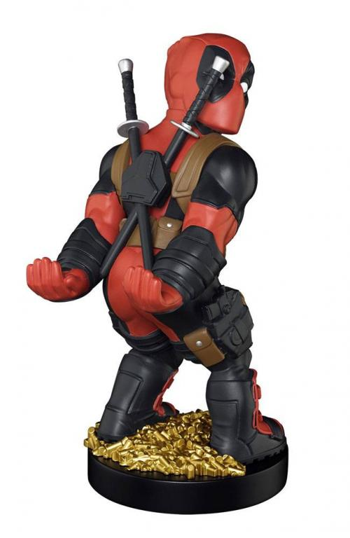 CABLE GUYS Charging Holder - New Deadpool - 20cm