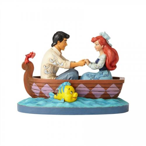 DISNEY Traditions - Ariel & Prince Eric - 15cm