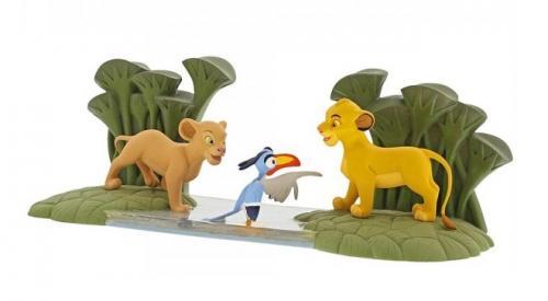 DISNEY Traditions - Simba, Nala and Zazu - 11cm