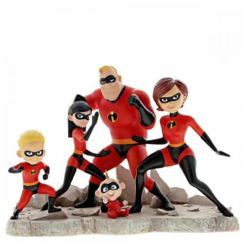 DISNEY Traditions - The Incredibles Family - 17cm