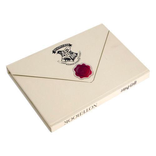 HARRY POTTER - Enveloppe - Cahier A5 à ouverture magnétique