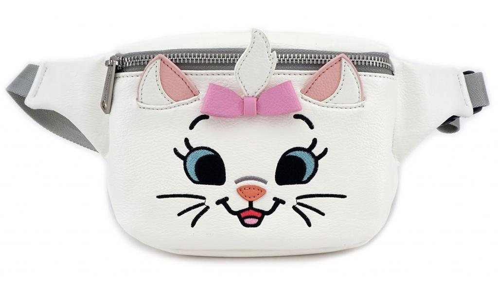 DISNEY - Aristocats Marie Fanny Pack 'LoungeFly'