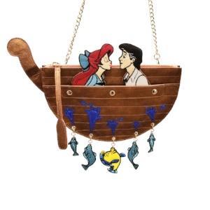 DISNEY - The Little Mermaid Bag Kiss Her 'Danielle Nicole'_1