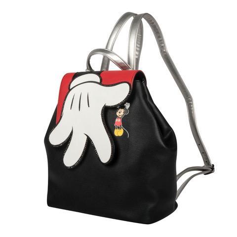 DISNEY - Mini Backpack Micket Black Design 'Danielle Nicole'