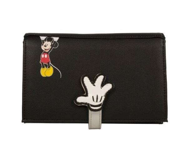 DISNEY - Wallet Card Mickey Black Design 'Danielle Nicole'