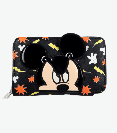 DISNEY - Wallet Card Mickey Printed Design 'Danielle Nicole'