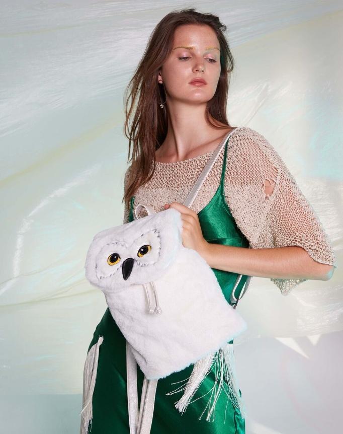 HARRY POTTER - Backpack Design Owl Hedwig 'Danielle Nicole'