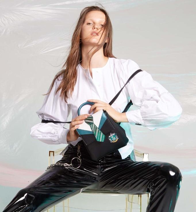 HARRY POTTER - Mini Backpack Slytherin Uniform 'Danielle Nicole'